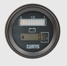 GAUGE-HOURMETER-BATTERY CAP