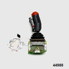 JOYSTICK W/ENCODER CARD-GS