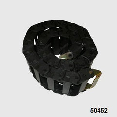 CABLE TRACK, PLASTIC, 35 LINK