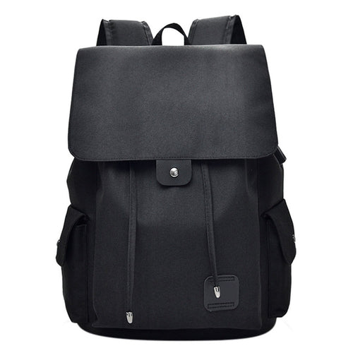 My Trendy Supply Unisex USB Charging Backpacks
