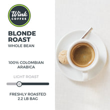 Single Origin Blonde Roast