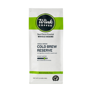 Cold Brew Reserve
