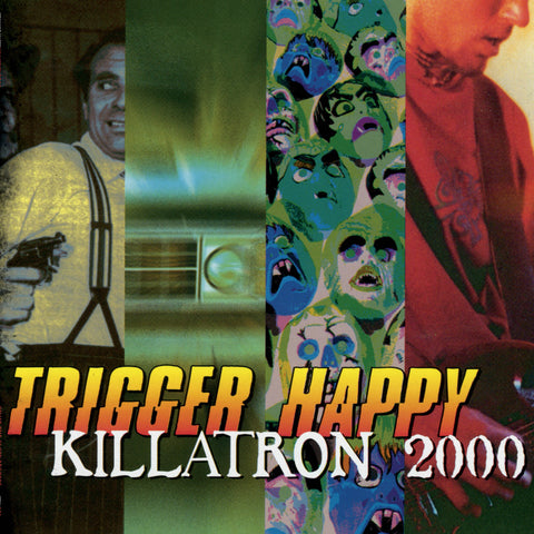 Trigger Happy - Killatron 2000 VINYL LP