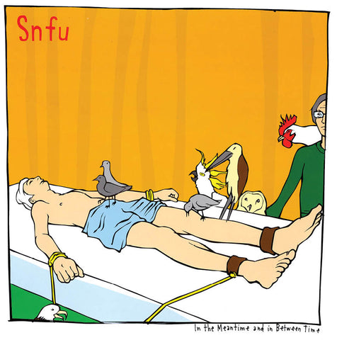 Snfu - In the Meantime and in Between Time