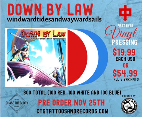 Down By Law- WWTAWWS