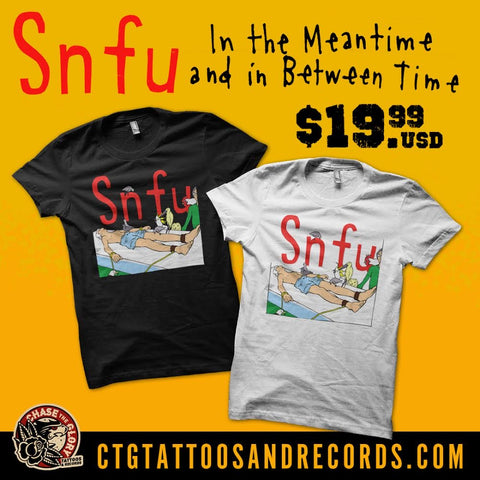 SNFU-ITMAIBT Official T Shirt-