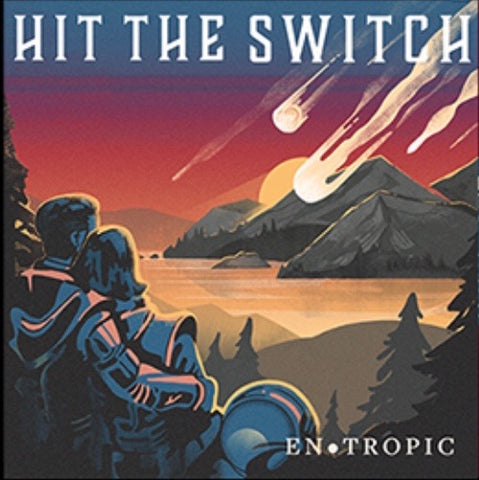 Hit The Switch-En•Tropic Vinyl LP (Grape Vinyl)