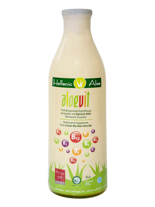 Hellenic Aloe Vit 1000ml