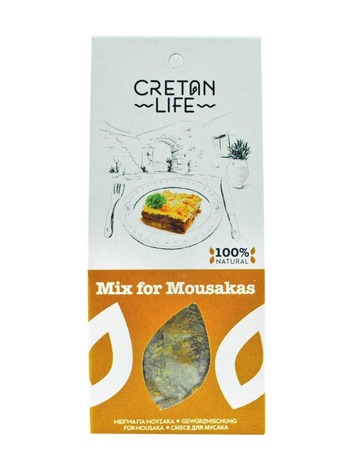 Cretan Life Moussaka Mix 50g