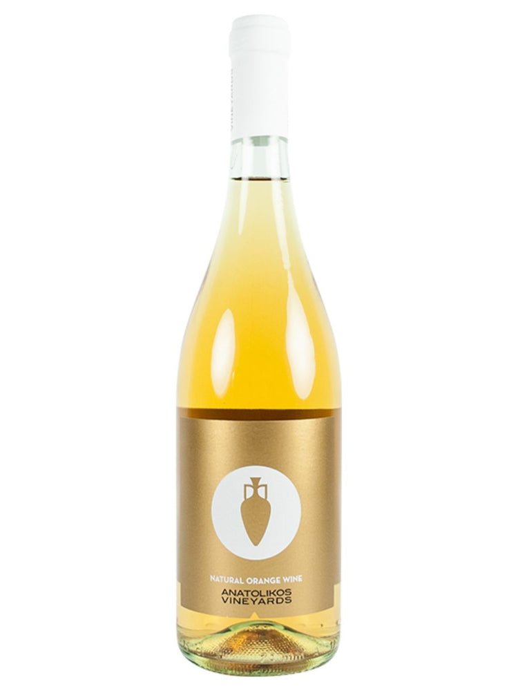 Orange Wine Natural 750ml