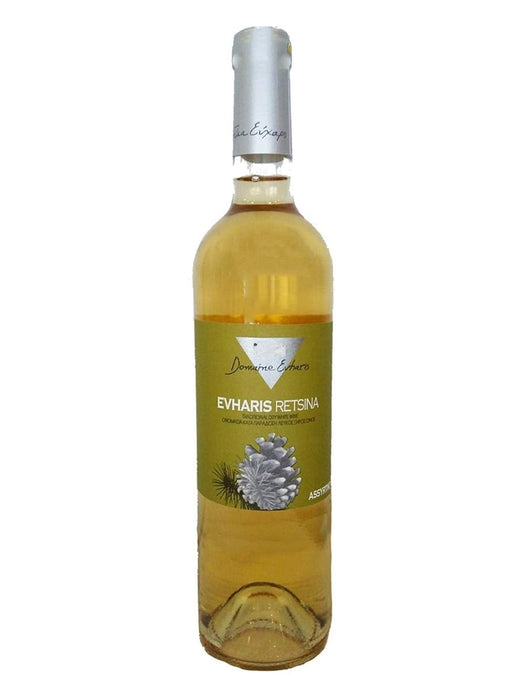 Evharis Retsina 750ml