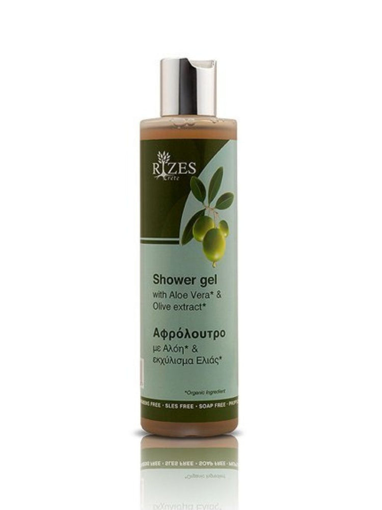 Rizes Shower Gel m/ Aloe Vera 250ml