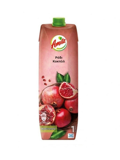 Amita Granatæble Juice 1000ml