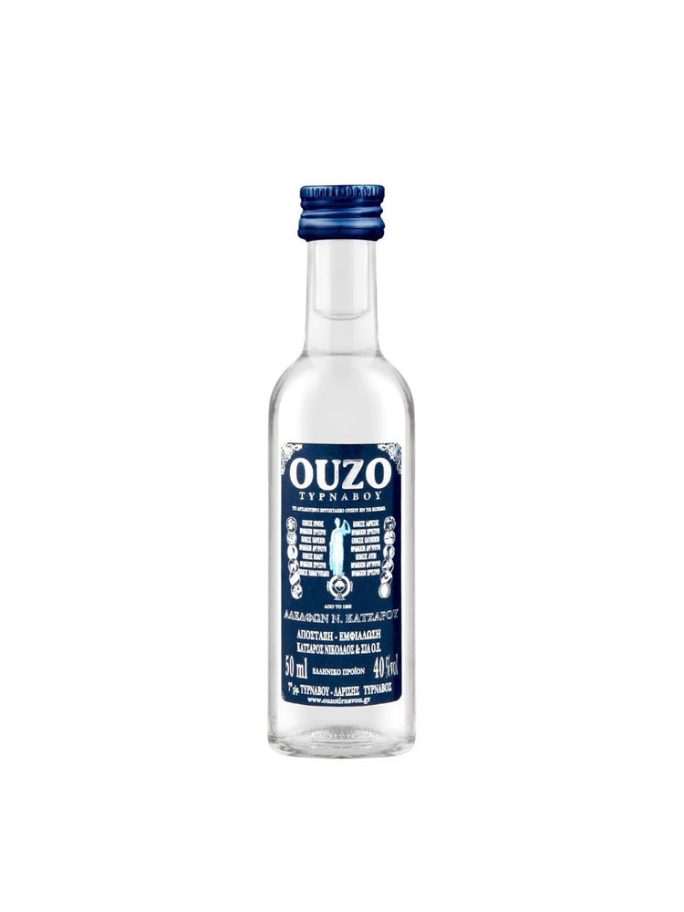 Ouzo Tyrnavou 50ml