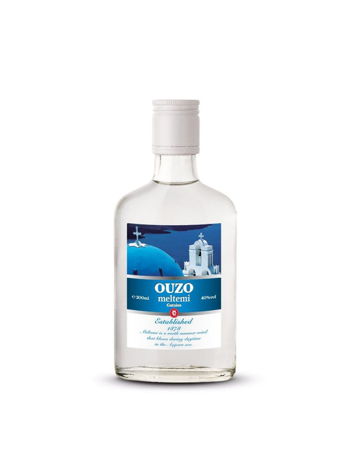 Ouzo Meltemi ''flasque'' 200ml