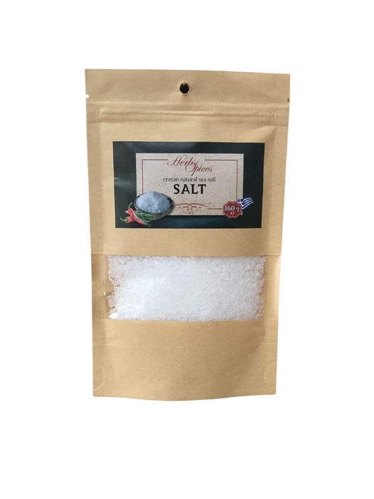 Cretan Beauty Middelhavs Salt 160g