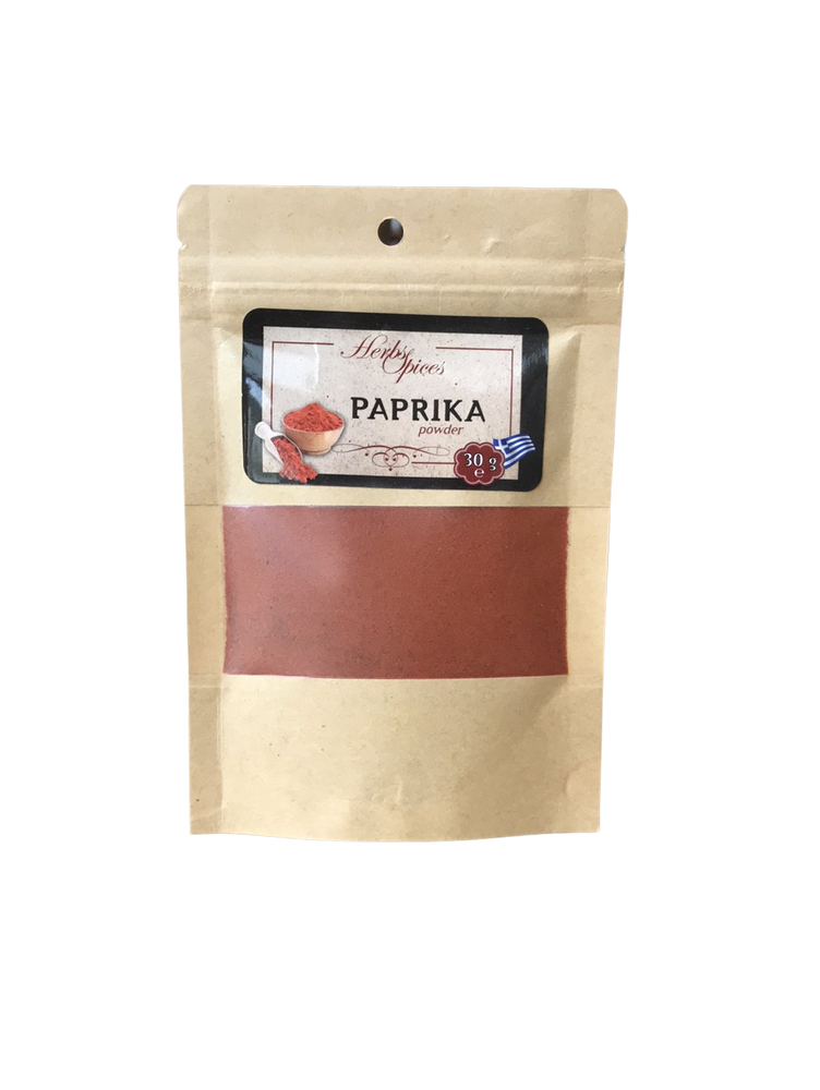 Cretan Beauty Paprika 30g