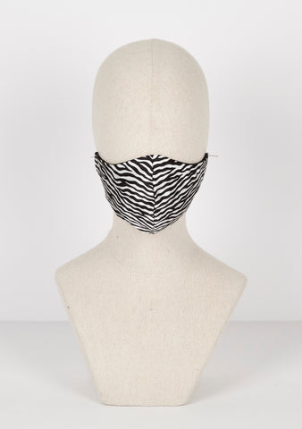 Mini Zebra Mask