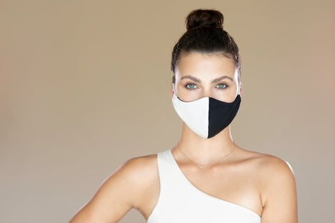 Two Toned Mask