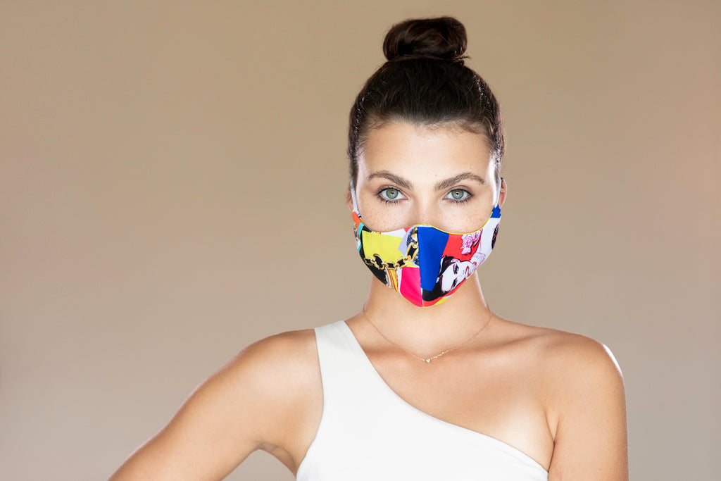 Pop Art Mask