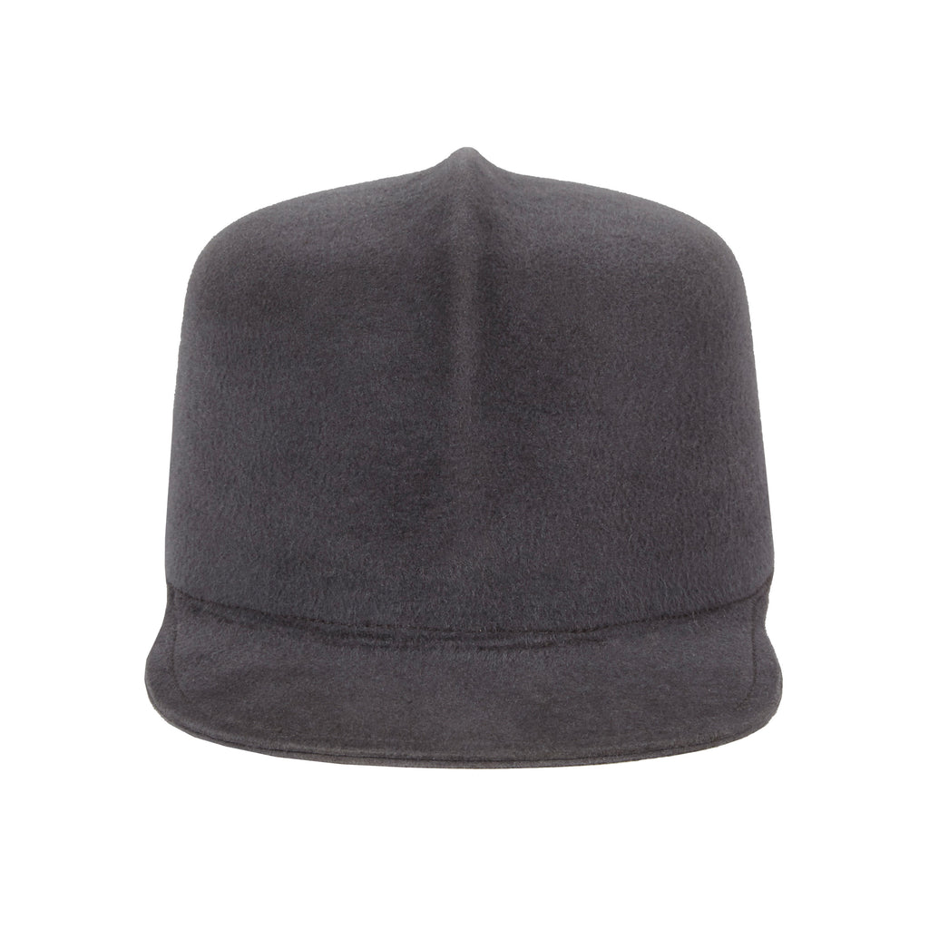 Optimo. Women and Men's Grey Caps . Gladys Tamez Hat Store.