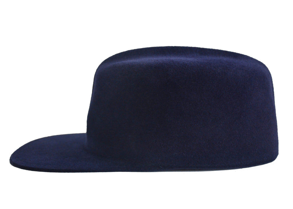 Optimo. Women and Men's Blue Caps . Gladys Tamez Hat Store.