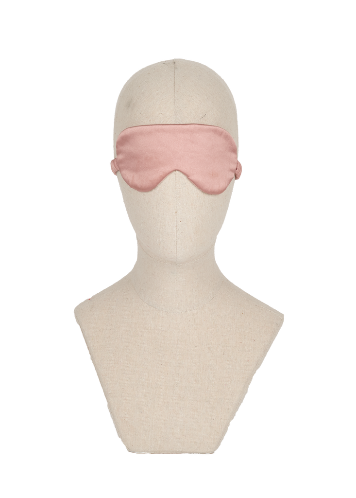 Pink night mask