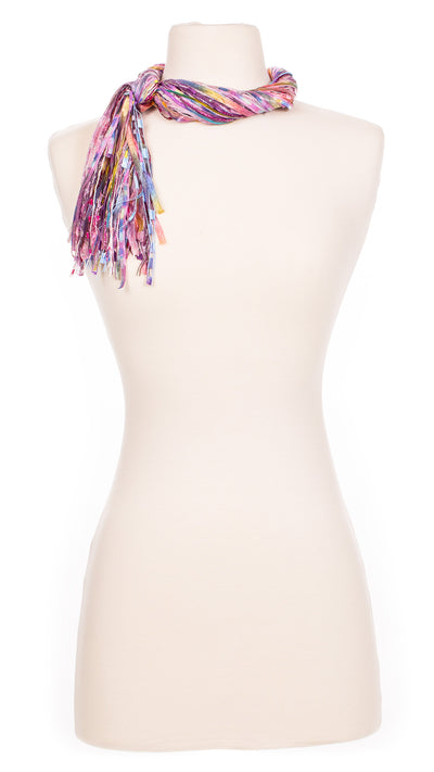 Frosty Unicorn String Scarf