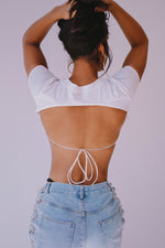 Backing Out | Backless Top