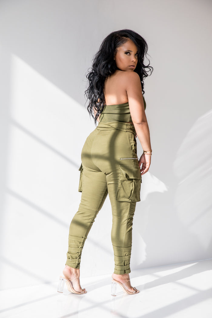 Sgt Sexy | Cargo Pants