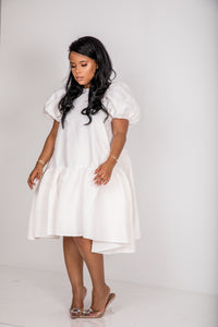 Dolly Baby | Ruffle Bottom Dress