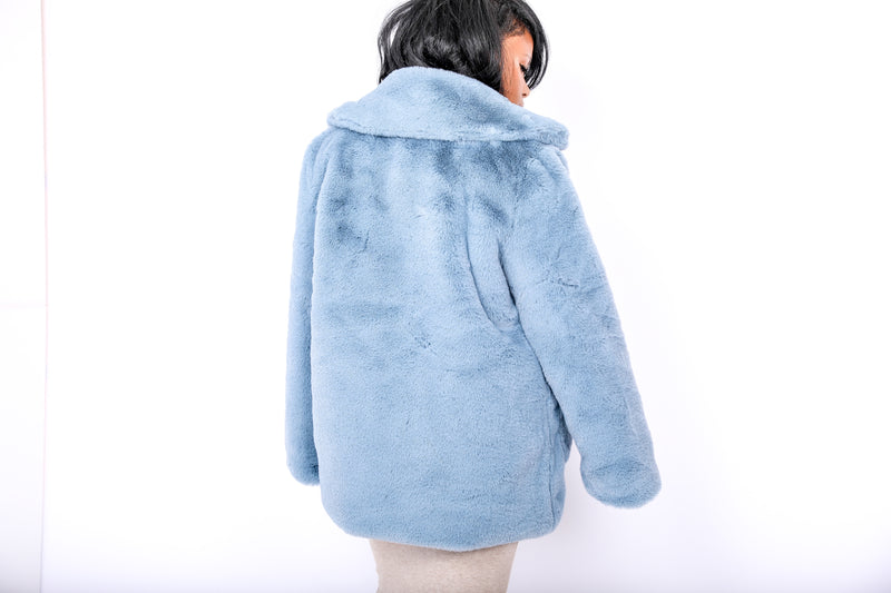 The Plush | Faux Fur Coat