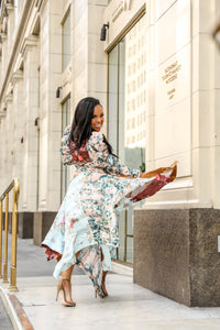 Play The Field |Floral  Dress