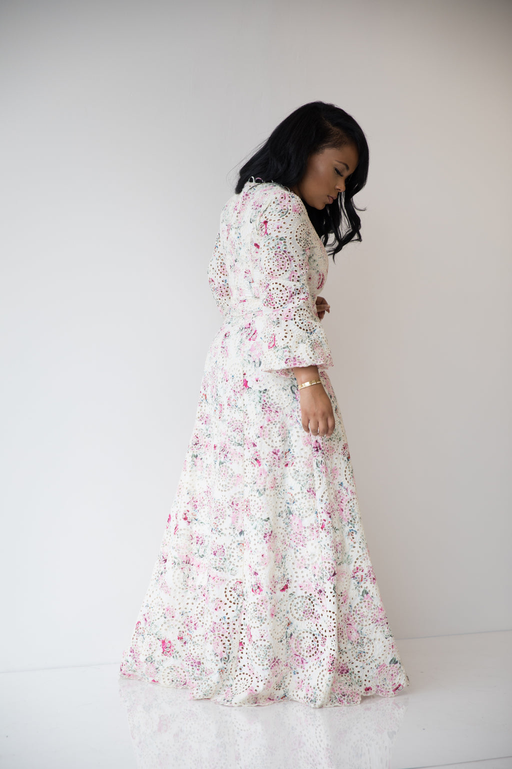 Dreamy Dream| Floral Dress