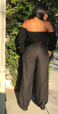 Snatched Up | High Waist Pants