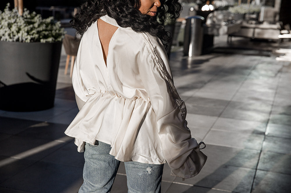 Finesser | Silky Blouse