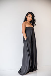 Loving Spree | Wide Leg Jumpsuit