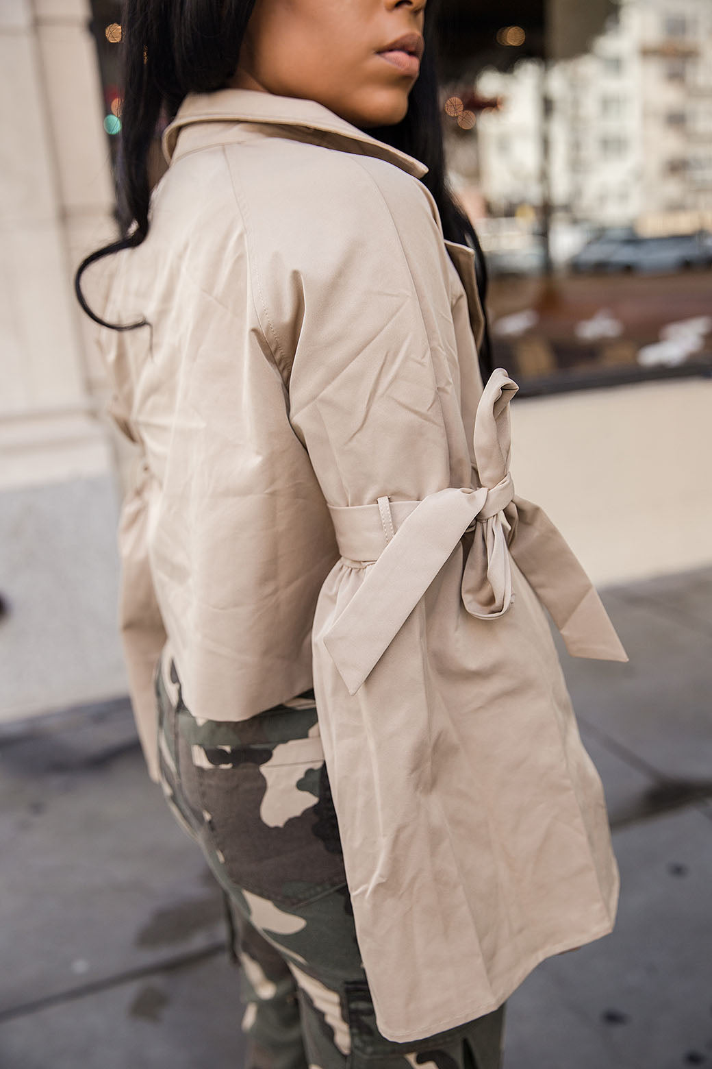 UnderCover Lover |Crop Trench