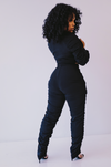 Ruched Baby | Sweatsuit