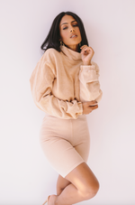 Apricot | Sweater Top