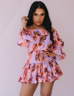 My Darling | Floral Dress
