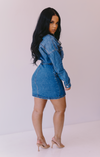 Rodeo Show | Denim Dress