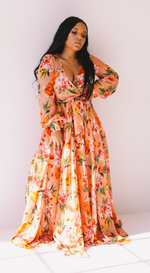 Come Play | Maxi Dress