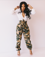 Last Chance | Camo Cargo Pant ESTIMATED SHIP DATE 10/15