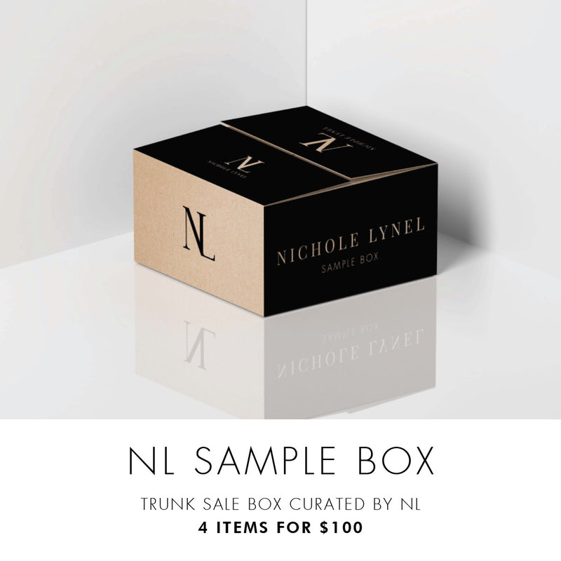 NL Sample Box | Curated Box of NL Selections FINAL SALE