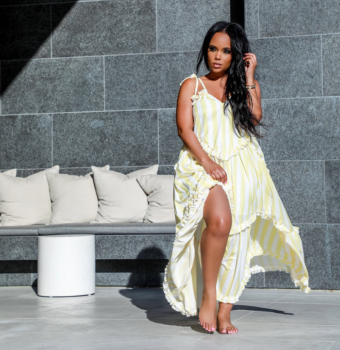 Summer Time Fine | Maxi Dress