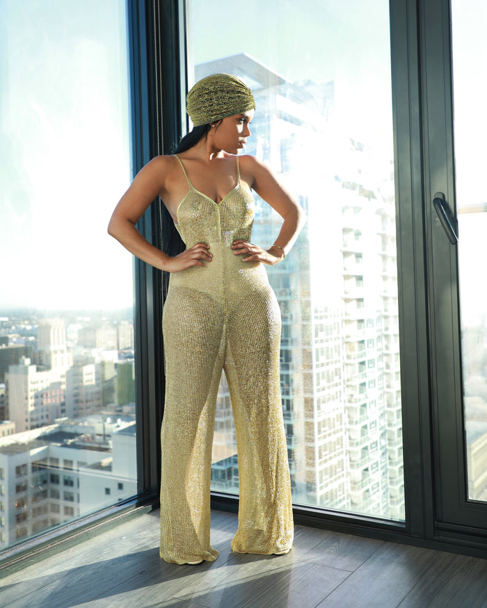 Gypsy Glam | Jumpsuit
