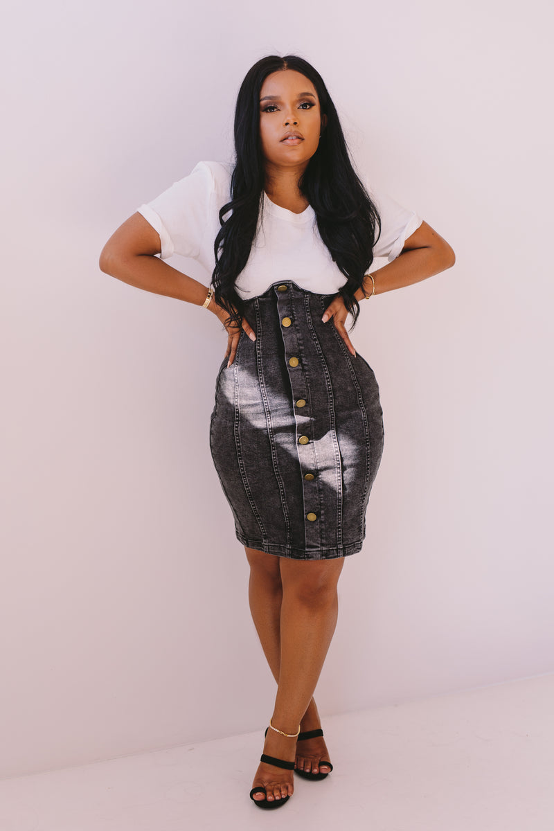 Snatchity Snatched | Pencil Skirt