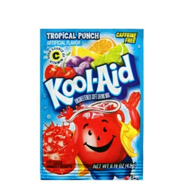 Tropical Punch Kool-Aid 4g