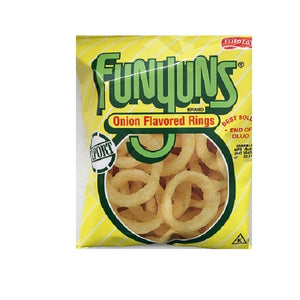 Funyuns Onion Rings Snack 21.2g/0.75oz